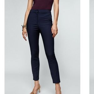 Zara Tailored High-Waisted Trousers